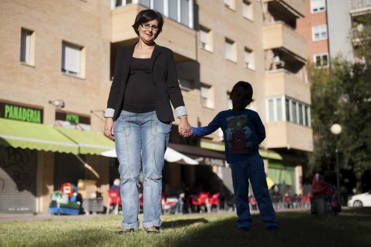 'Un año en la vida de estos niños significa que dejen de caminar'