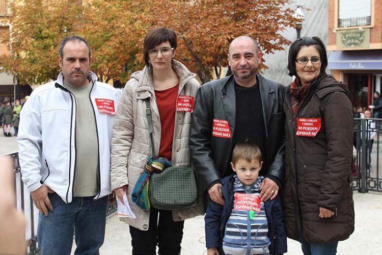 La asociación Duchenne denuncia que Aragón está incumpliendo la ley