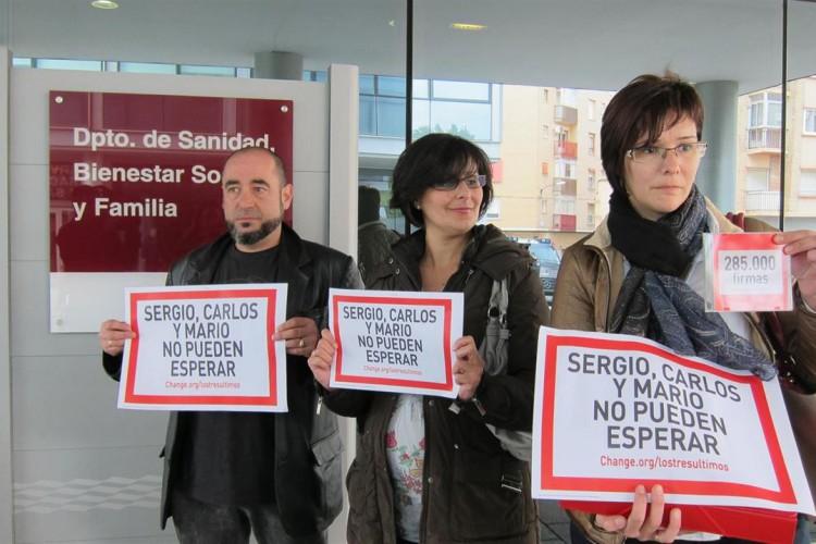 Aragón niega un fármaco a tres niños con la enfermedad de Duchenne